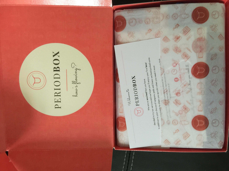 November Period Box