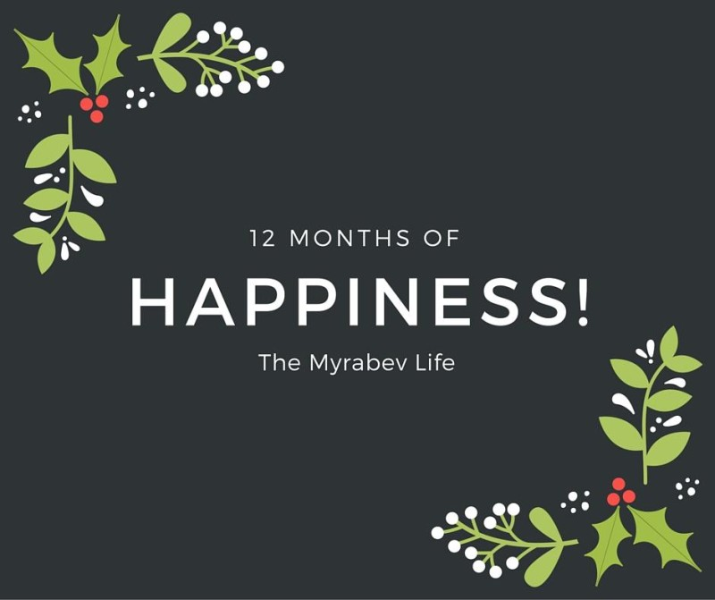 12 months of happiness – 5 of 12