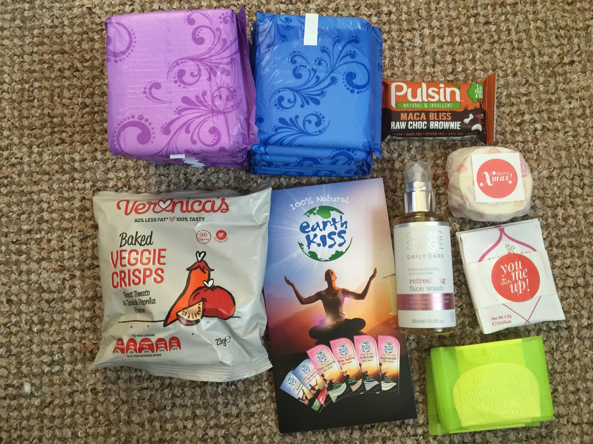 December period box