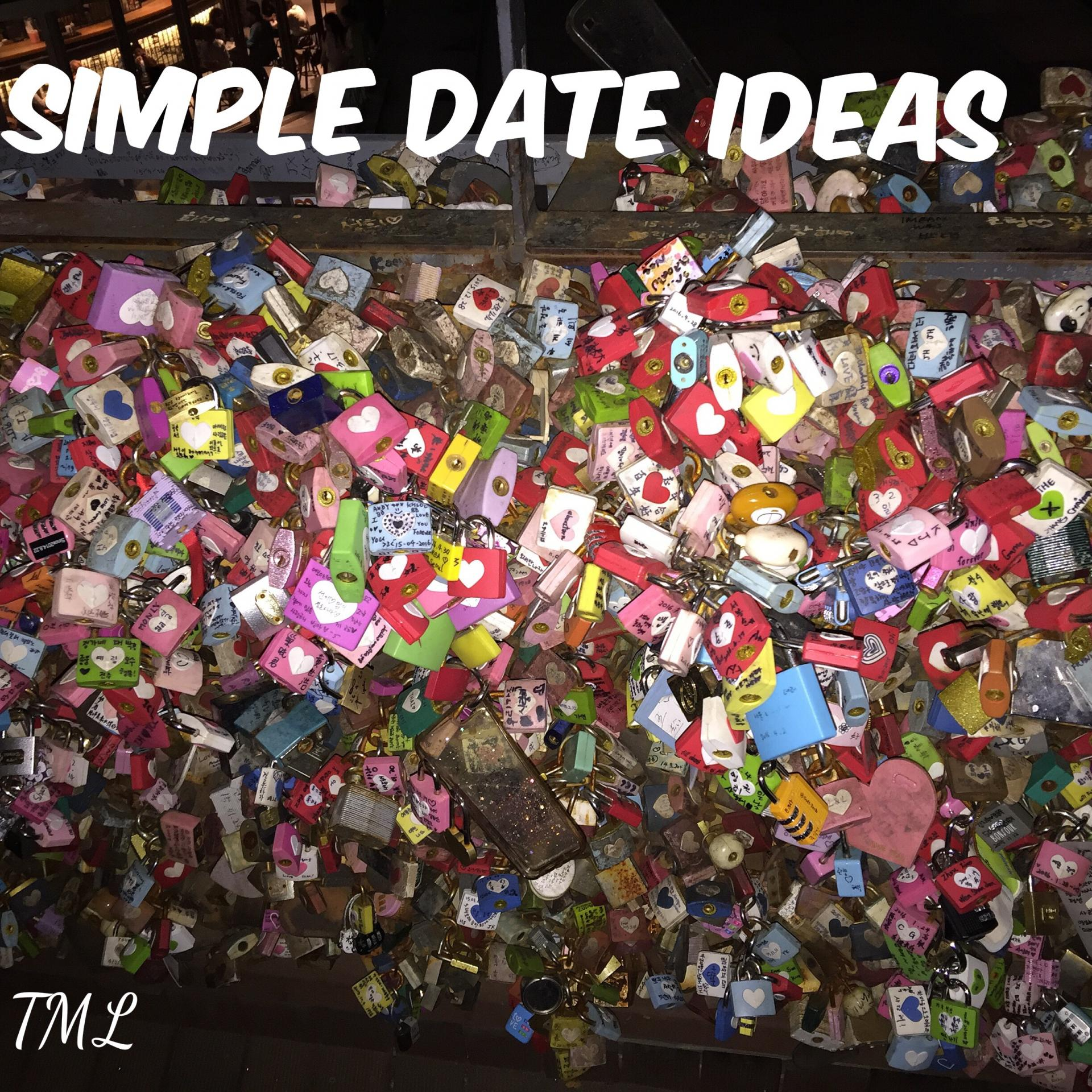 Simple date ideas